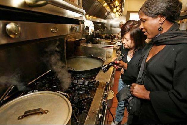 Kitchen insp