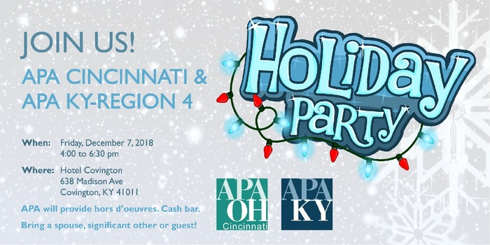 2018 Holiday Save The Date