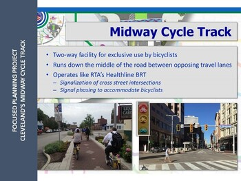 midway cycle track