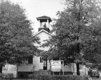 Bethel Church Before Annex