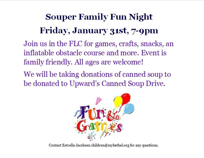 Souper Family Fun Postcard2