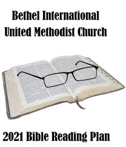 2021 Bible Reading