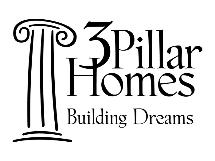 3 Pillar Homes Logo