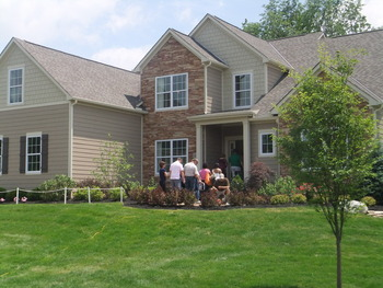 The Tuckerman Home Group - 2011