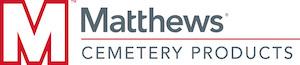 Matthews Memorialization logo