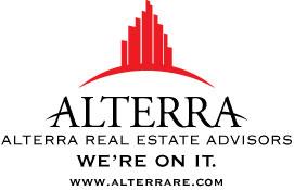 Alterra Were On It Logo