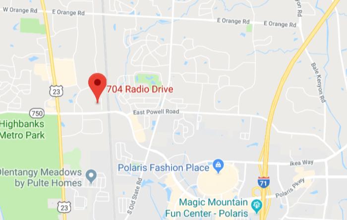 704 Radio Map
