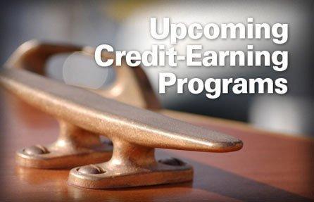 Credit Earning Programs