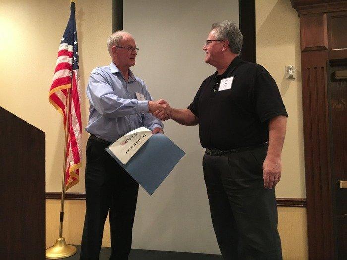 David Kaiser Recognition