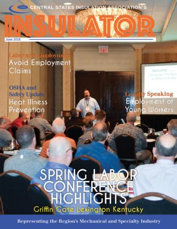 CSIA June 2018 Newsletter Cover