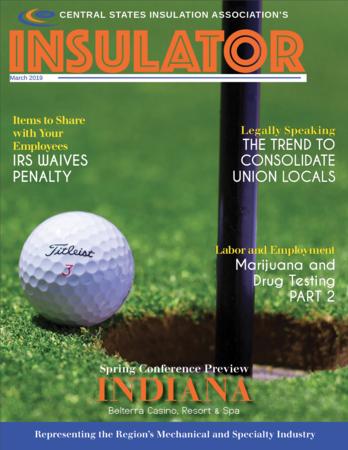 CSIA MAR2019 Newsletter Cover