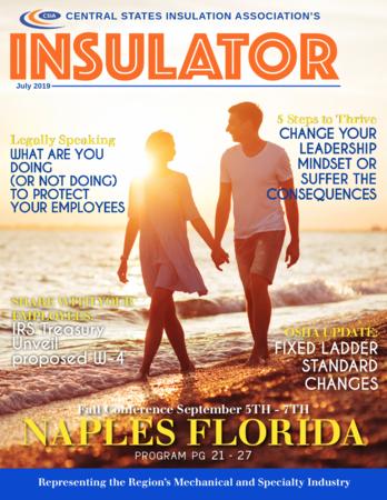 CSIA JUL2019 Newsletter Cover
