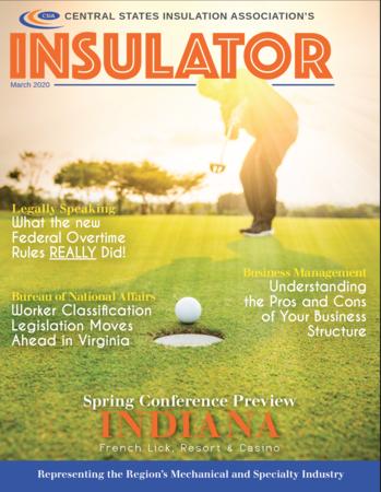 MAR20 CSIA Newsletter Cover