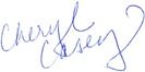 Cheryl Casey Signature