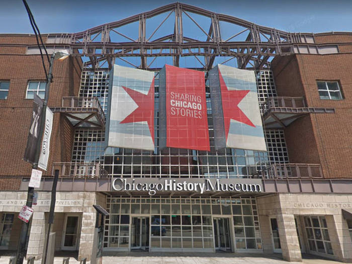 ECA President's Party hosted at the Chicago's History Museum
