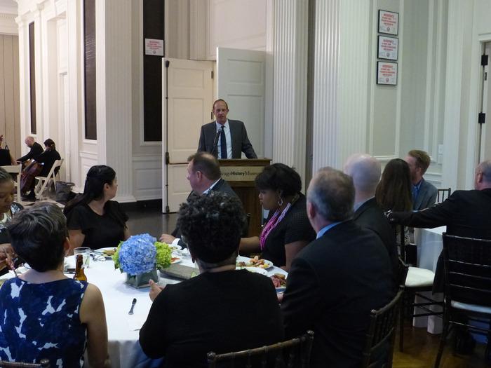 ECA President's Party Highlights