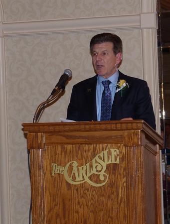 "ECA Member Receives ""Hall of Fame"" Award"