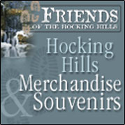 Get Hocking Hills Merchandise and Souvenirs