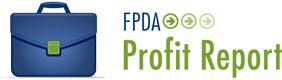 Profit Report logo