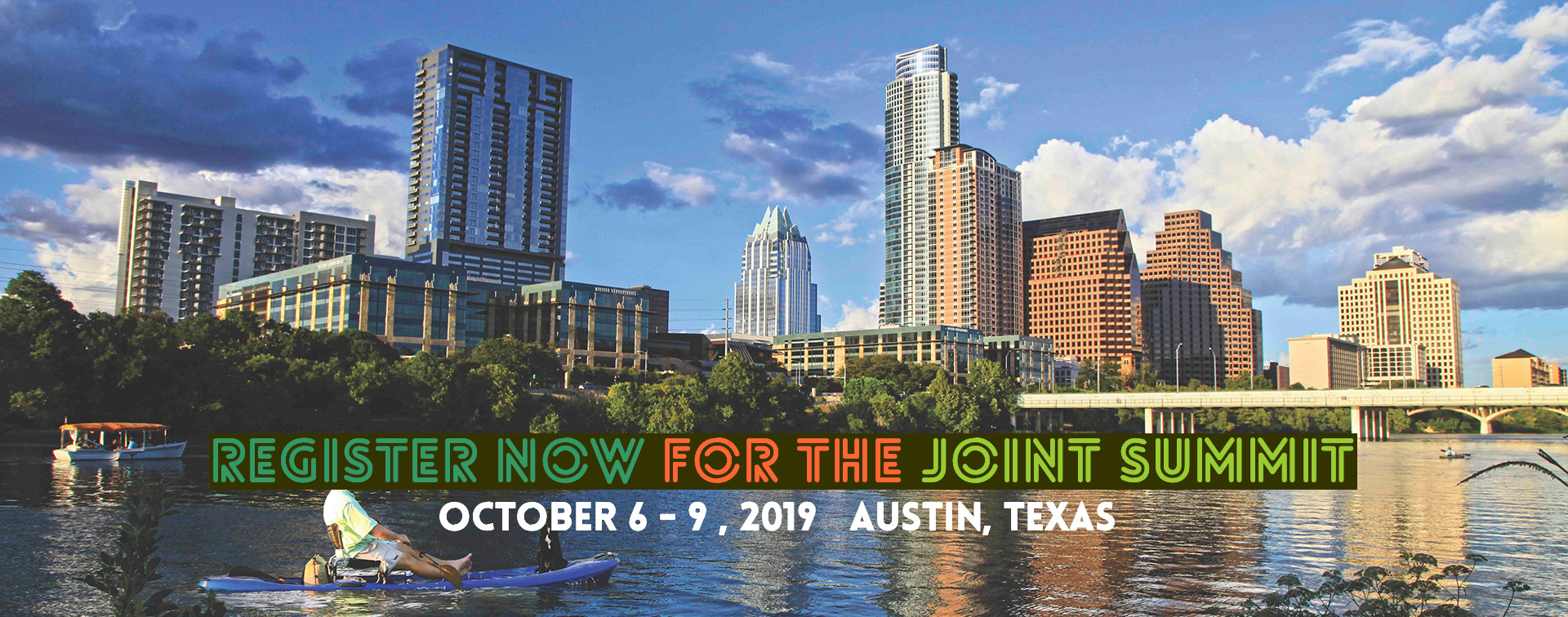 Register For The Joint Summit