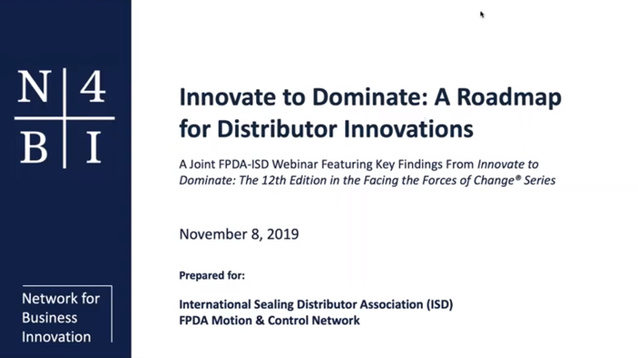 Innovate to Dominate: A Roadmap for Distributor Innovations