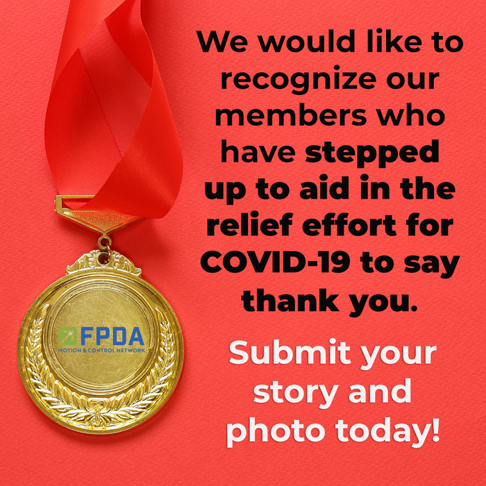 Recognize FPDA Members Helping During COVID-19
