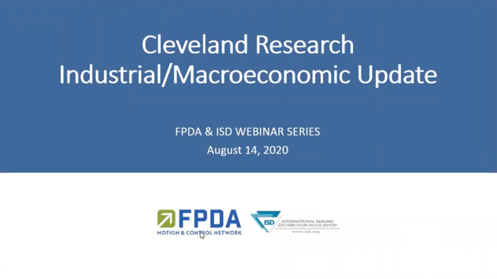 Cleveland Research: Industrial/Macroeconomic Update