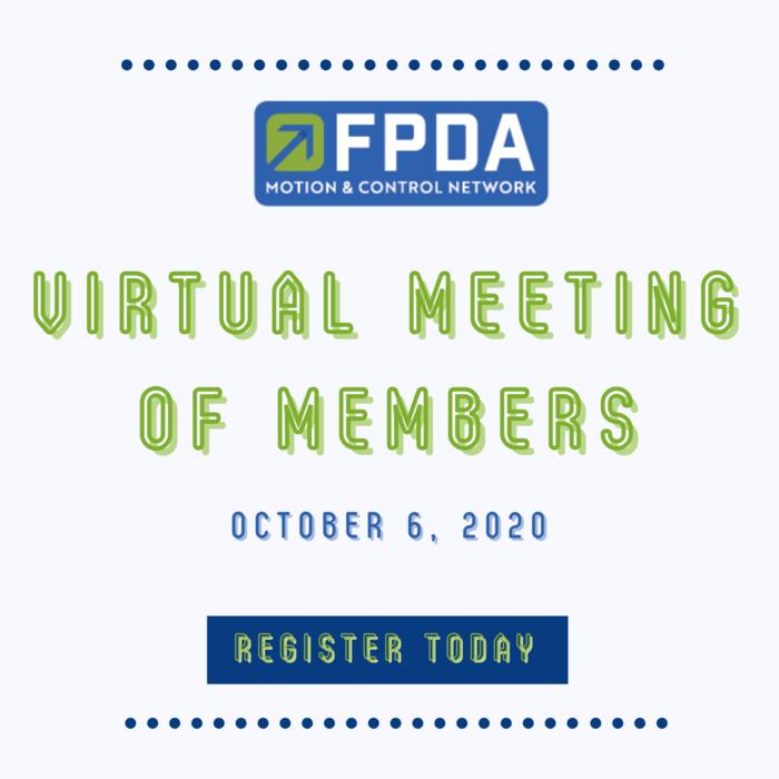 Miss the Virtual Meeting of Members??