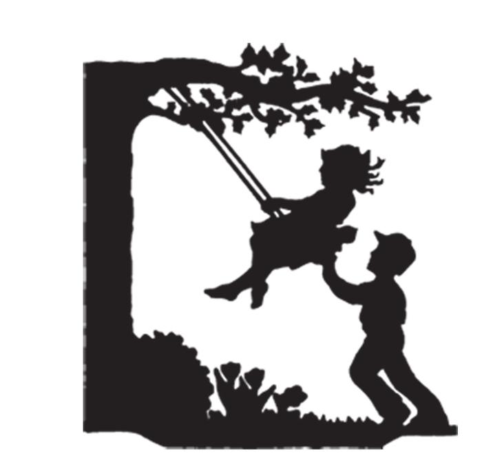 Family Bronze logo for slider
