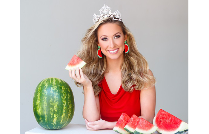 Georgia Watermelon Queen
