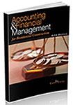 Accounting and Financial Management for Residential Construction Fifth Edition