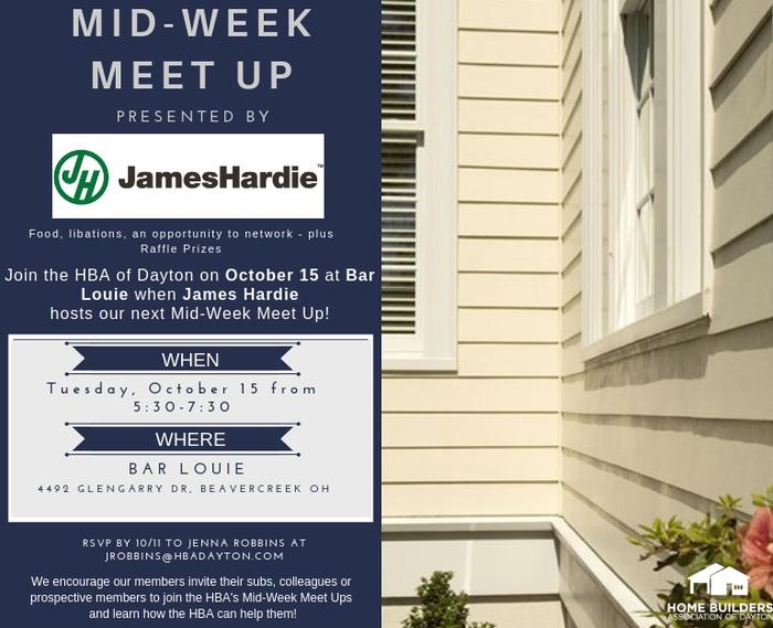 October Mid-Week Meet Up