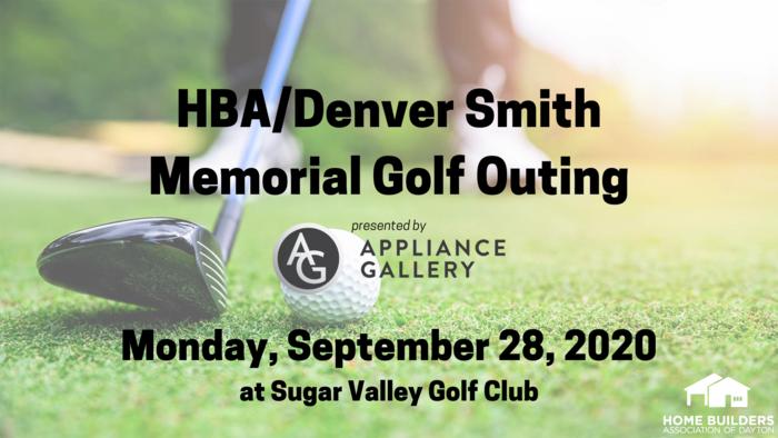 2020 HBA Golf Outing Reschedule