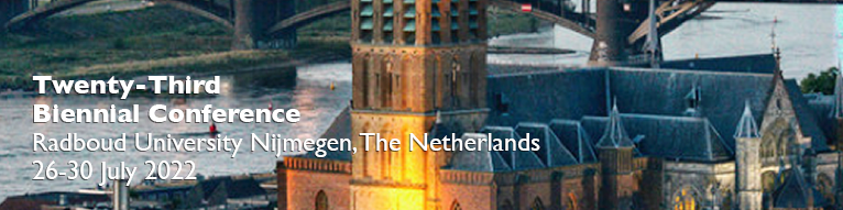 ISHR Conference e-bulletin