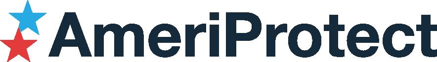 AmeriProtect Logo - Blue