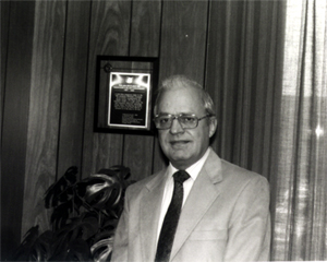 William L. Wodicka  OAWA Executive Director 1958-85