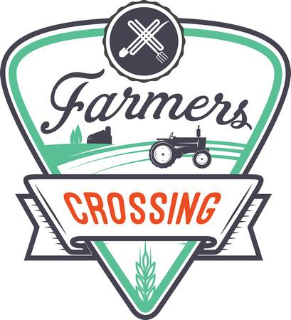 Farmers Crossing logo