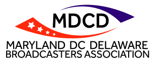 Maryland D.C. Delaware Broadcasters Association. Click logo for home page.