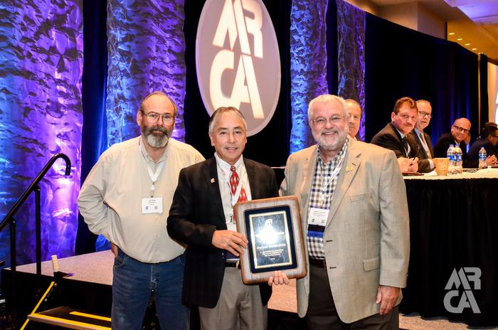 Ronnie McGlothlin McCawley Award Winner