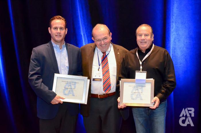 2018 Silver Safety Award Winners
