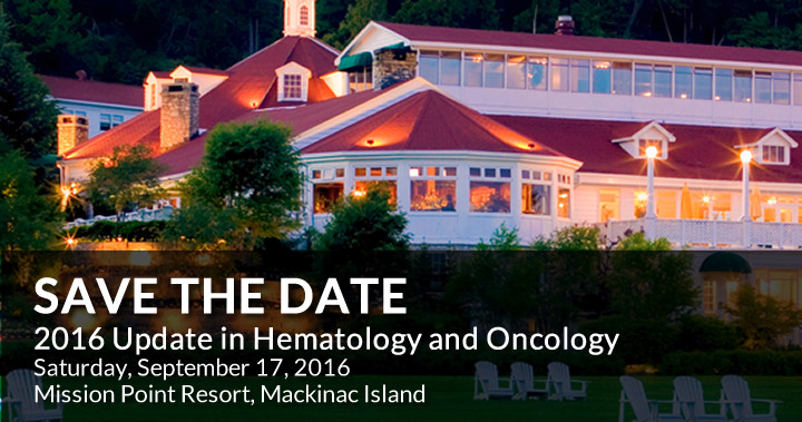2016 Updates in Hermatology and Oncology