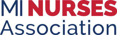 Michigan Nurses' Association logo