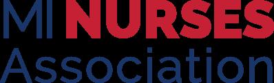 Michigan Nurses' Association logo