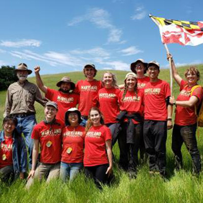 University of Maryland Soil Judging Contest Results