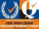 ISO Registered Firm