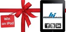 Brennan iPad Giveaway