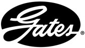 Gates Logo - Black
