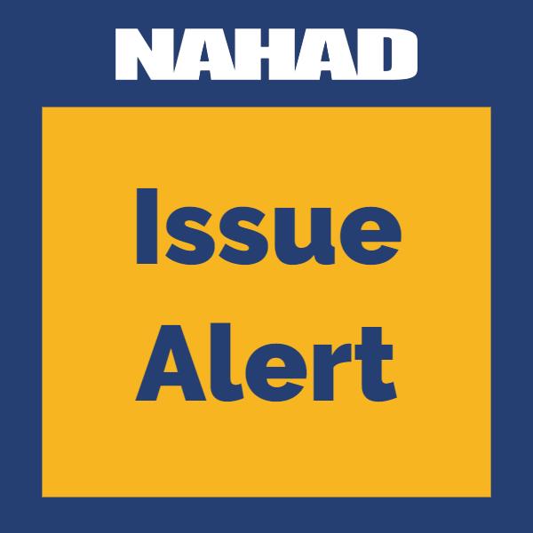 NAHAD Issue Alert