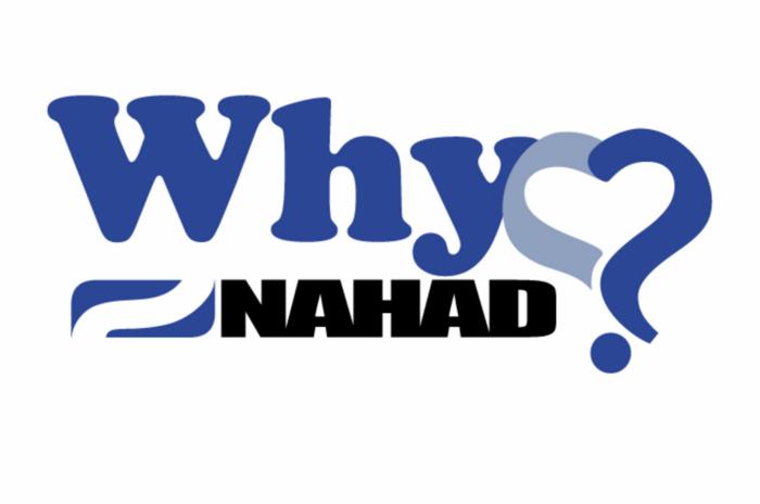 WHY NAHAD?
