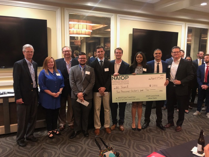 2019 Case Competition Presentations